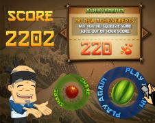 How to hack Fruit Ninja to get High score.