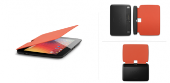 Nexus 10 Covers availale on Google Play store officially.
