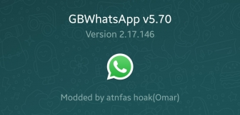 Download GB WhatsApp v5.70 Apk for Android. [July 2017]