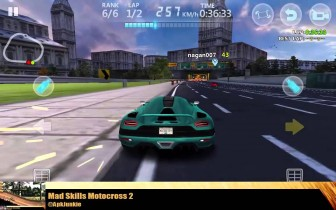 City Racing Lite v 1.6.107 Mod Apk