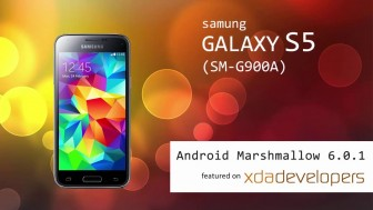 Update Galaxy S5 SM-G900A to Android 6.0.1 Marshmallow Build: G900AUCU4DPC1