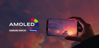 Latest Samsung AMOLED Display TV Ad showing a device resembling the leaked images of Galaxy S8.