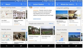 Google Maps 9.25.1 apk with Batch Photos, Contact Addresses adding and more features included.