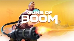 Guns of Boom – Online Shooter Mod Apk v 2.0.1 cheats for unlimited coins and money.