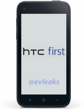 HTC First could be the first Facebook smartphone.