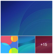 Download HiSense Infinity K8 Stock Wallpaper [ All 18+ HD ]