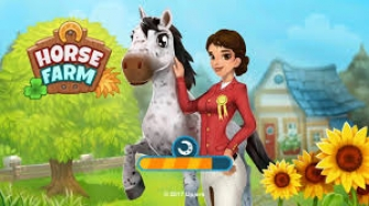 Horse Farm For Laptop and Desktop PC