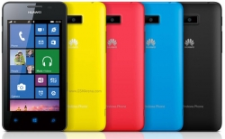 Huawei Ascend W2 announced, it's a 4.3 inch budget windows phone.