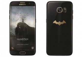 Galaxy S7 Edge Injustice Edition revelead with stunning pre-loaded theme.