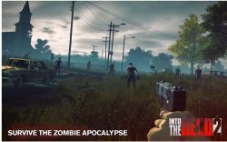 Into the Dead 2 v1.0.3 mod apk with unlimited coins and money.