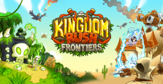 Kingdom Rush Frontiers v1.4.2 Mod Apk with Unlimited coins.