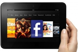 Amazon New Kindle Fire HD is in the making. Will have a Full HD higher ppi Display.