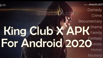 King Club X Apk for Android and Enjoy Free Movies and TV Shows. [2020]