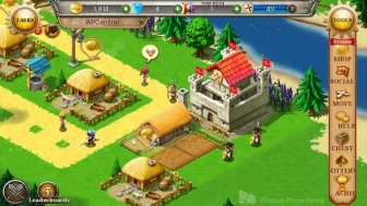 Kingdom & Lords a new game from GameLoft for Windows Phone 8 devices.