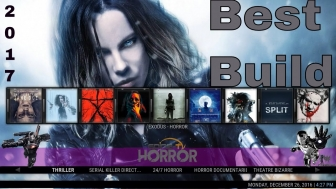 Best Kodi 17.3 Krypton Build for Movies and TV Shows August 2017.