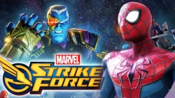 Marvel Strike Force v1.0.0 Mod apk loaded with unlimited ammo, money, coins and much more.