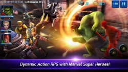 MARVEL Future Fight v1.6.0 Mod Apk – Direct Link