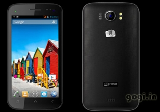 Micromax A110Q Canvas 2 Plus smartphone released today.