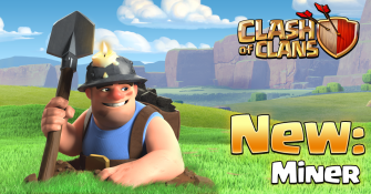 Clash Of Clans 8.232.9 APK with Baby Dragon, Miner and Friendly Challenges Option.