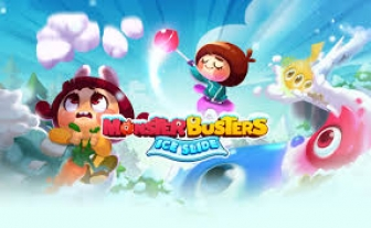 Install Monster Busters Ice Slide for PC and Mac