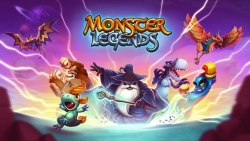 Monster Legends v4.0.1 Mod Apk with unlimited coins.
