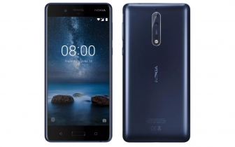 Nokia 8 image leaked with Dual Camera and Carl Zeiss lens.