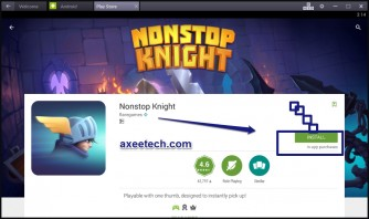 Nonstop Knight for Windows 10/8/7 [ PC Desktop Version]