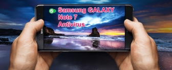 Top 5 Antivirus for latest Samsung Galaxy Note 7 . [2016]