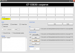 Download Latest Odin version 3.10.6 here.