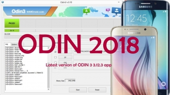 Download the Latest ODIN (2018) 100% working link. (3.12.3)