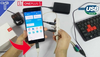 Download the latest OnePlus 5T USB Drivers for Windows and Mac.