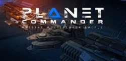 PLANET COMMANDER Space Starship Galaxy for PC Free Download