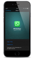 Install WhatsApp Beta With iPhone 6 / 6 Plus Support [ How To ]