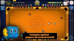 Pool 2017 v1.9.4 Mod Apk with money and coins hack.