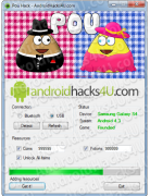 Download POU v1.4.43 modded Apk Hack with Unlimited Coins & Potions. [June 2014]