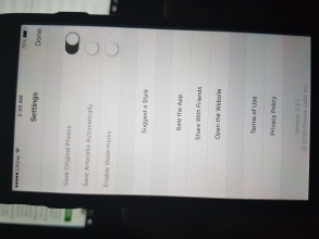 How to remove Prisma Logo from your Photos, Both Android and iOS?