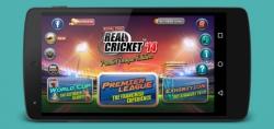 Real Cricket 14 v2.1.7 Mod Apk+Data – Direct Download [ Latest ]