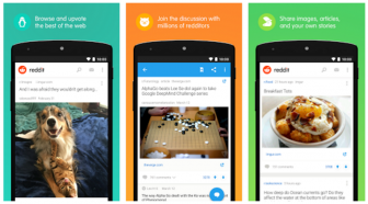 Reddit 1.0.4 Apk updated to the latest version.