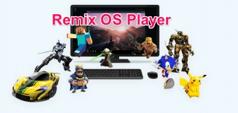 Download and install Remix OS Player for PC Windows 7,8,10.