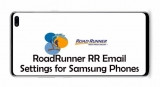 How to setup RoadRunner Email on Samsung Galaxy Phones.
