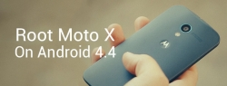 How to Root Moto X AT&T/Verizon on Android 4.4 KitKat. [Guide]