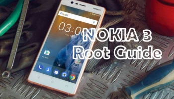 How to Root Nokia 3 without connecting it to the computer.
