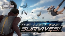 Rules of Survival v1.107817.108318 Mod apk hack with unlimited Weapons, Guns, Ammo and survival Kit.