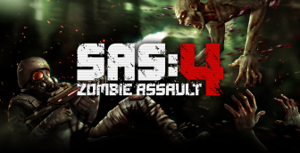 SAS: Zombie Assault 4 v1.8.0 Mod Apk with unlimited money and coins.