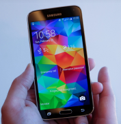Samsung Galaxy S5, More powerful specs in same trademark design.