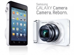 Samsung Announces Galaxy Camera with WiFi support.
