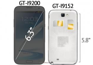 Samsung Galaxy Mega Confirmed Specifications.