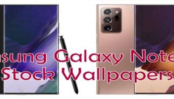 Download Samsung Galaxy Note 20 Stock Wallpapers. [All 5 4K Walls in Zip format]