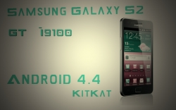 How to install Android 4.4 KitKat Rom on Samsung Galaxy S2 GT-I9100. [CM 11 Pound]