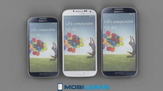 Samsung seems to release a bunch of new Galaxy S4 variants, include Galaxy S4 mini and a Plus Size S4 Mega.